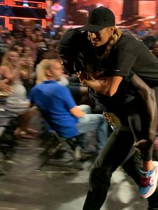 Carmella rides R Truth to safety
