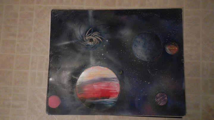 planets - Michael wells