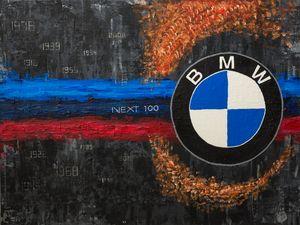 BMW Past Present Future