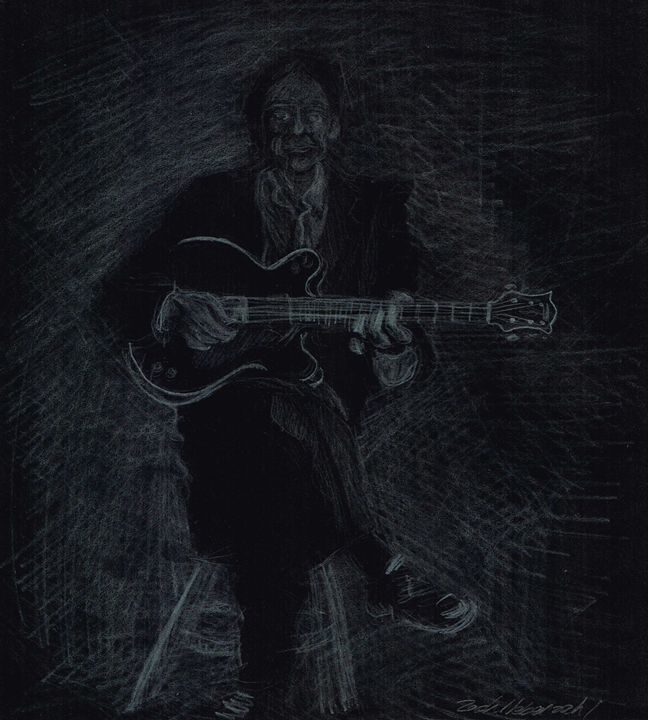Night musician - Zach Nebenzahl
