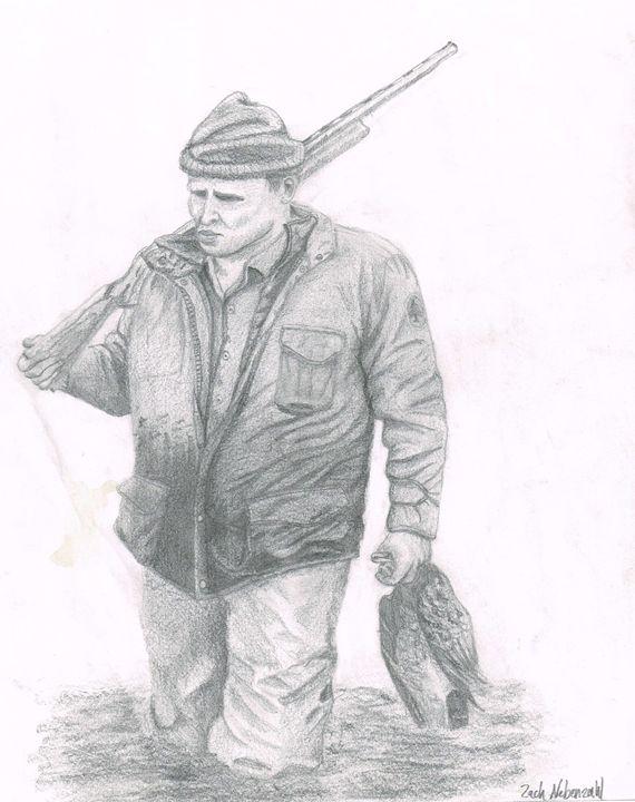 Duck hunter - Zach Nebenzahl
