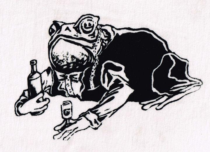 Wine Toad - Zach Nebenzahl