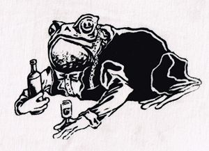 Wine Toad