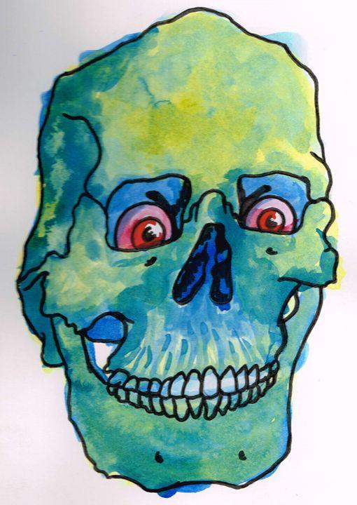 Skull - Zach Nebenzahl
