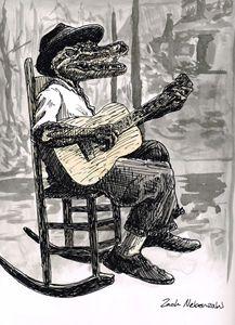 Mississippi John Alligator