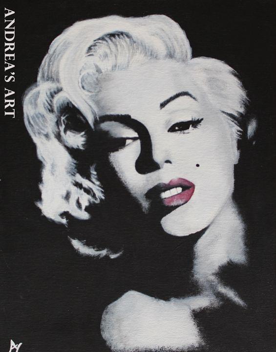 Marilyn Monroe - Andrea's Art