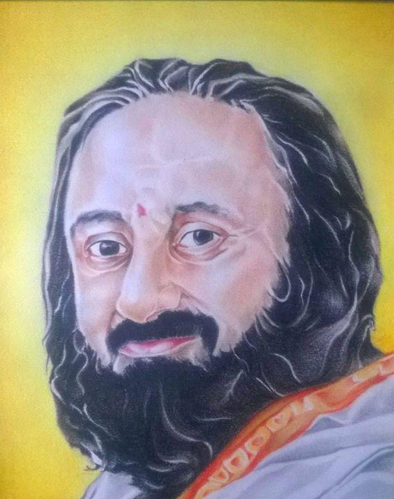 Shri Shri Ravi Shankar Maharaj - Mehul Rathod