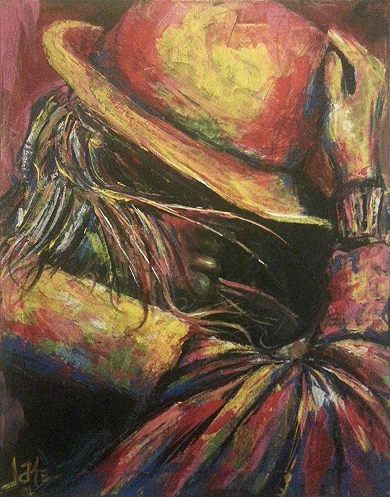 Rough Hiding - Jake Huenink Arts