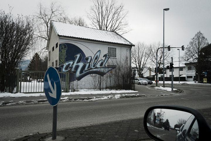 Graffiti - Frédéric Henry