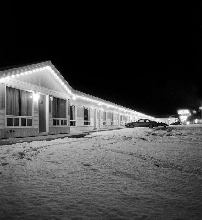 Motel - Frédéric Henry