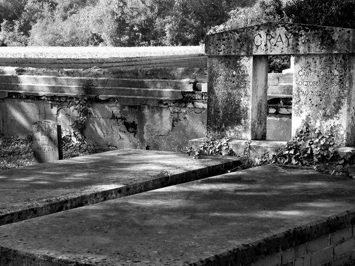 Graves Forgotten - Angela Ronk 24k FX Design