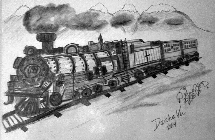 train - DaishaVu