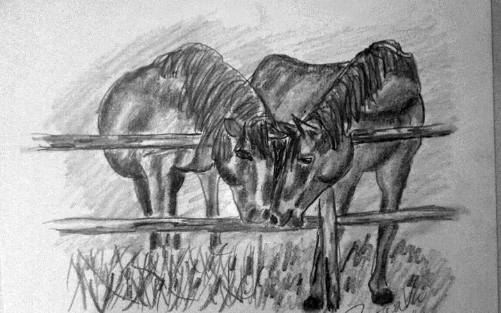 Horse love - DaishaVu