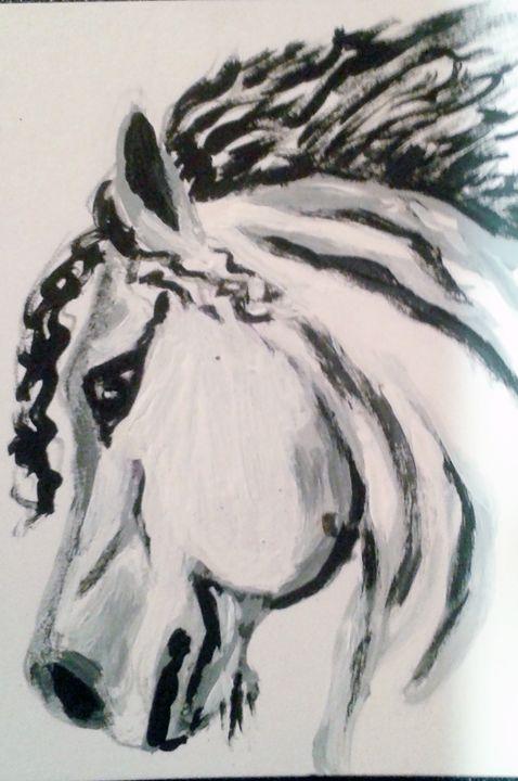 White Horse - DaishaVu