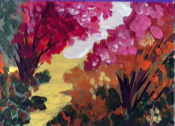 Flower Garden - DaishaVu