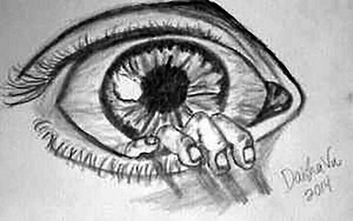 minds eye - DaishaVu
