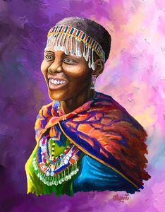 masai traditional culture wear