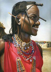 masai traditional culture moran