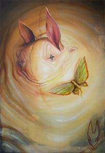 The Good Soul by Greg Craola Simkins
