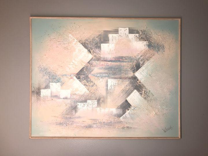 Lee Reynolds 60x48 Oil Painting - Brooks