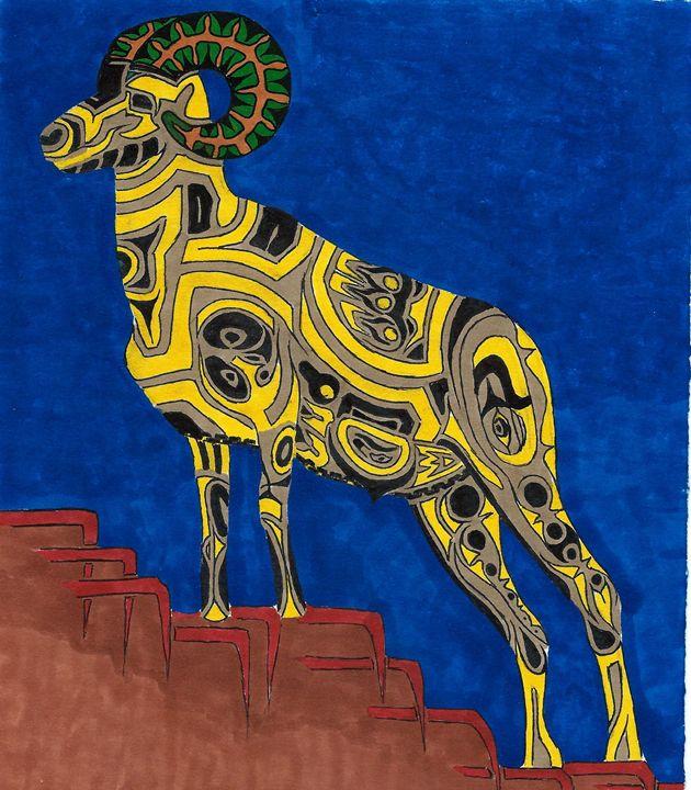 ram - stalkingbear
