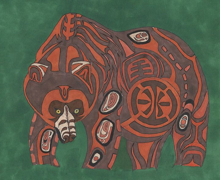 big brother bear - stalkingbear