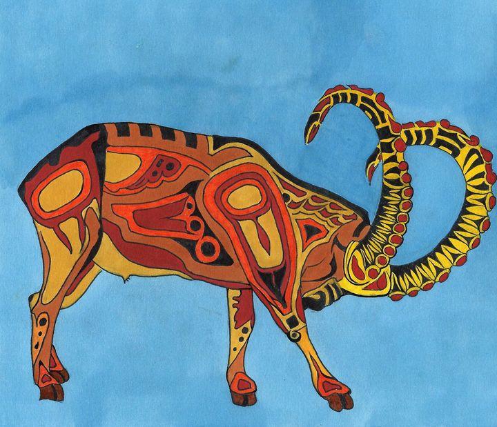 ibex - stalkingbear