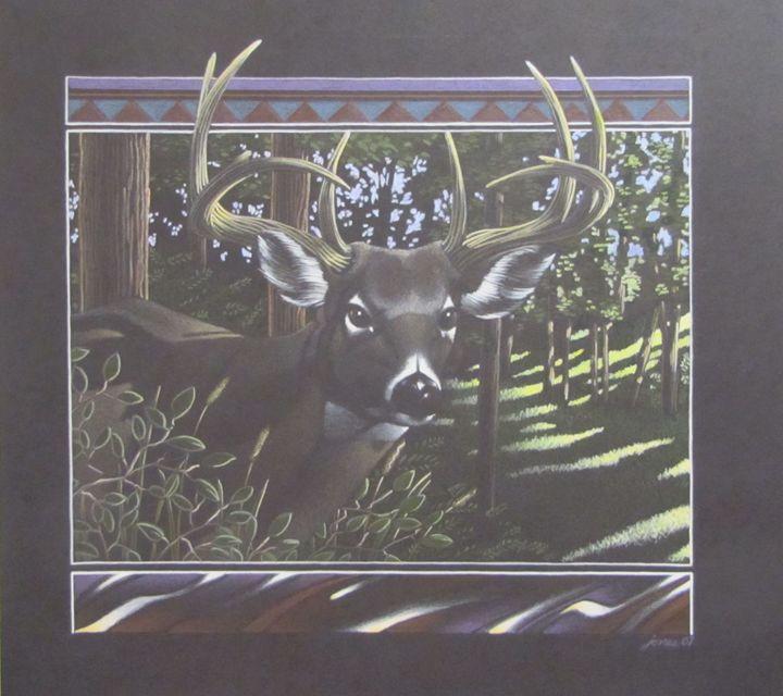 Happy Hunting Grounds - Lawrence Jones