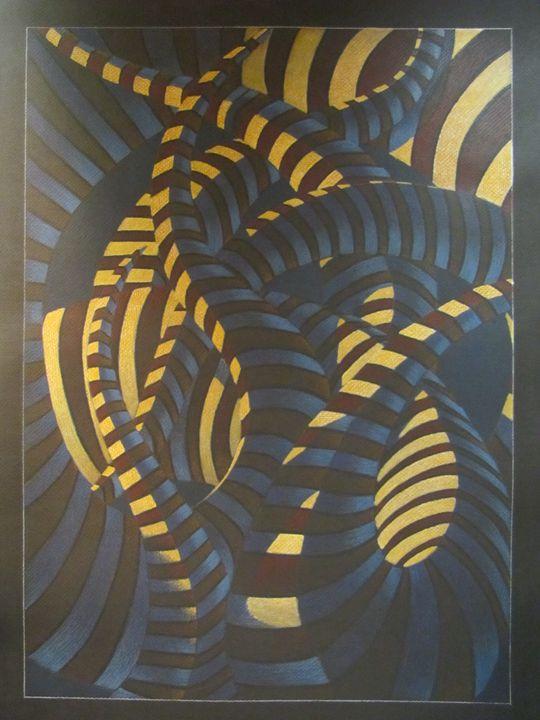Medusa's Locks - Lawrence Jones