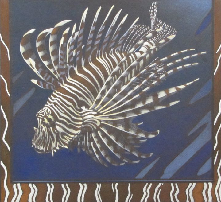Lionfish - Lawrence Jones