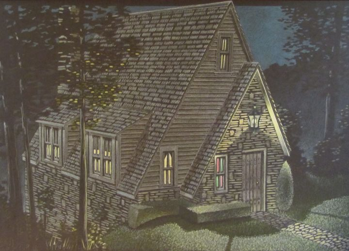 Aaron's Cottage - Lawrence Jones