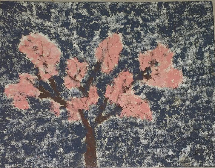 Pink Blossom - Dawn Byer