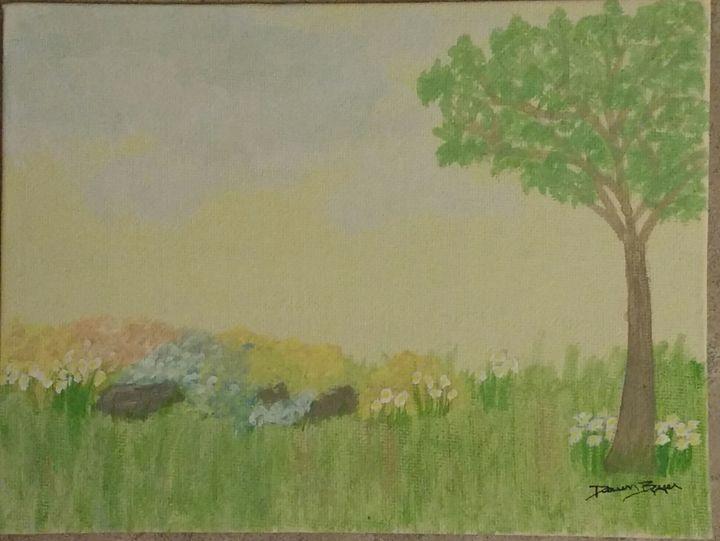 Spring Fields - Dawn Byer