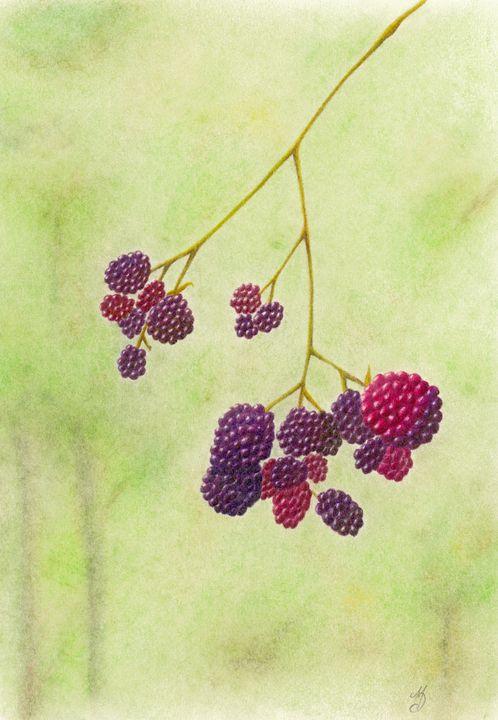 It's all about berries - NadArtau