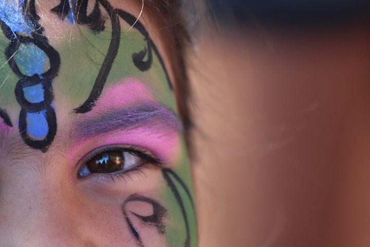Face Paint - Jodi Vetter