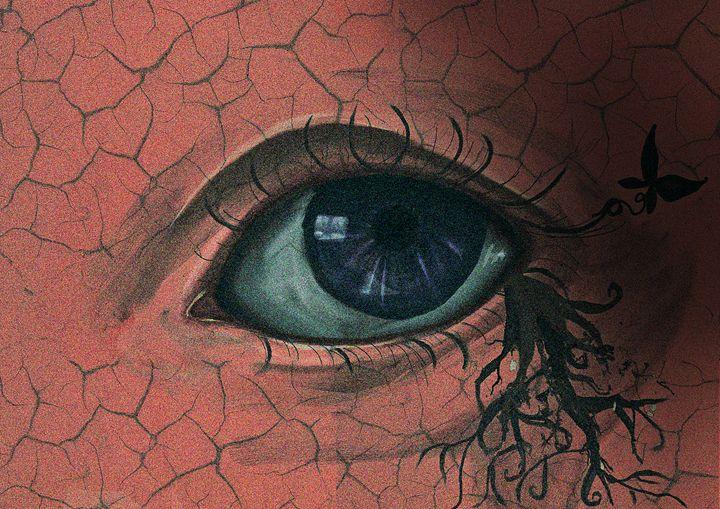 Her Pain Eyes - Nufa Abigail