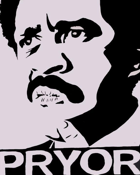Richard Pryor - Derrick Reeves #HypeArt