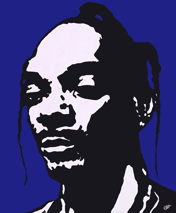 Snoop Dogg - Derrick Reeves #HypeArt
