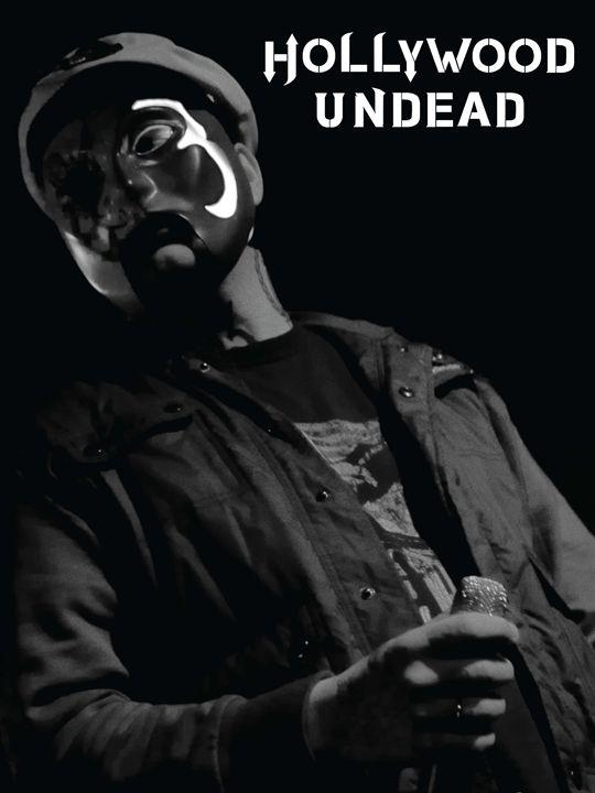 Hollywood undead - artwork