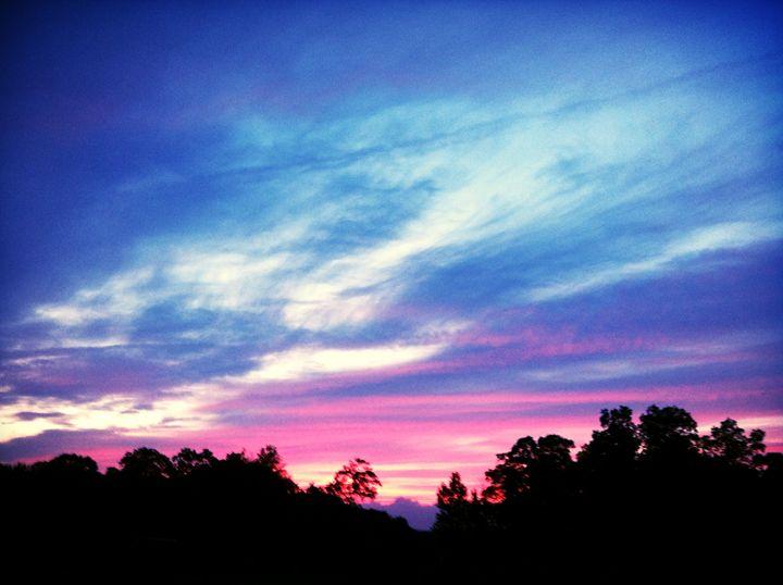 watercolor skies - Norma-Jeans Gallery
