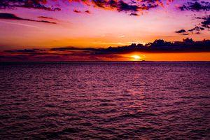 Skyway Sunset