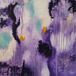 Deep Violet. Violeta profundo
