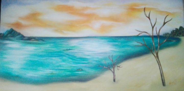 Peacefulness -  Alemontoyas0621