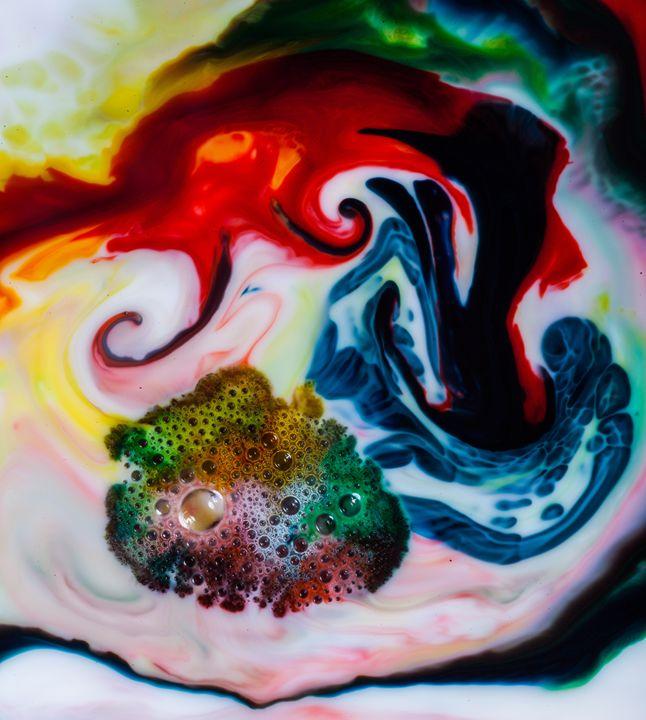 Mystic Milk number 1 - Sage Moonshadow