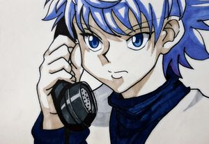 Killua Zoldyck| HunterxHunter| Anime