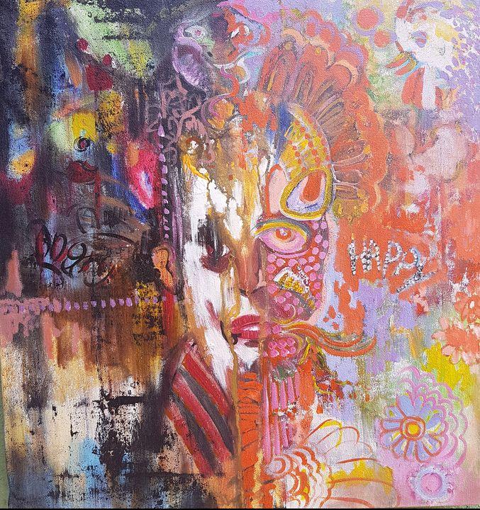 Disarray in Color - Aartzy - Let's Talk Expressions