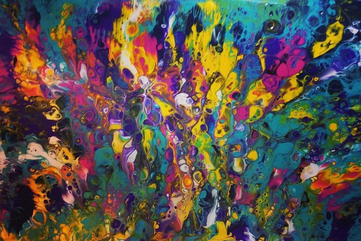 Colors of Joy - Aartzy - Let's Talk Expressions