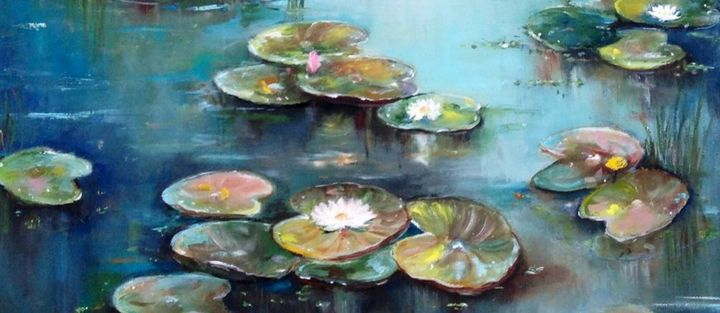 Lotus Blossoms - Aartzy - Let's Talk Expressions