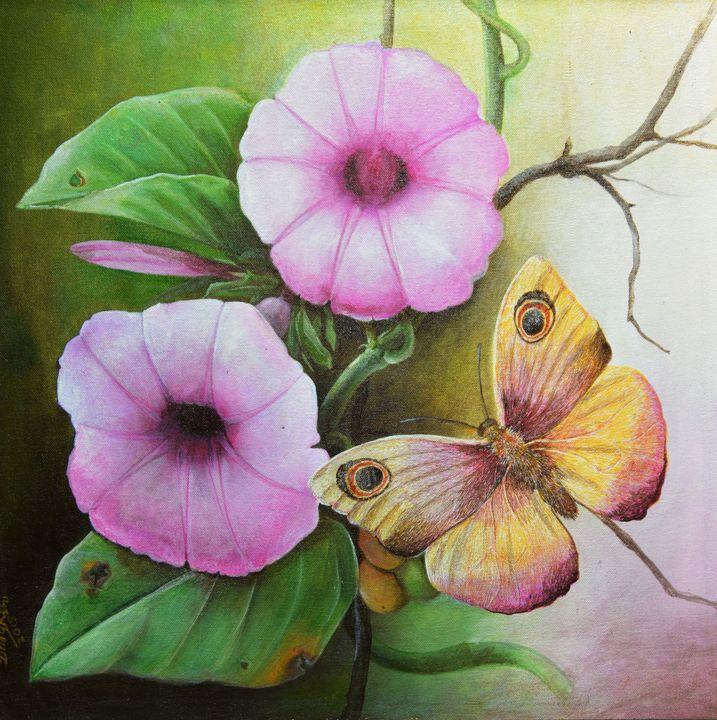 Pretty Petunias - Aartzy - Let's Talk Expressions
