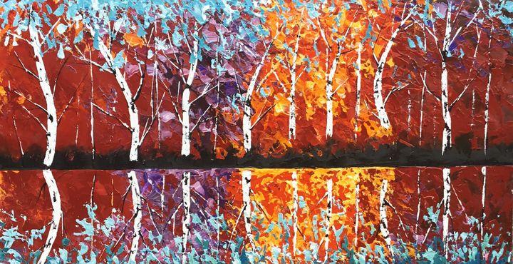 Jungle Ablaze - Aartzy - Let's Talk Expressions